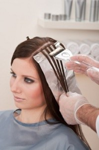 coiffure lissage