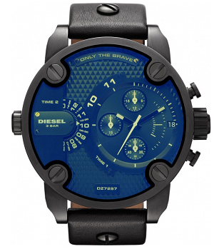 montre Diesel homme Only the brave