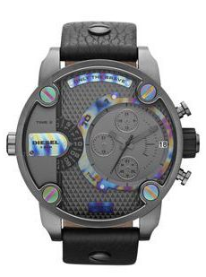 montre homme Diesel collection Baby Daddy